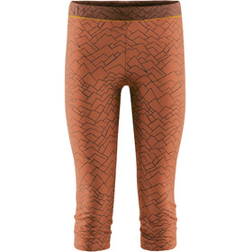 Red Chili Nayo 3/4 Leggings Women spice